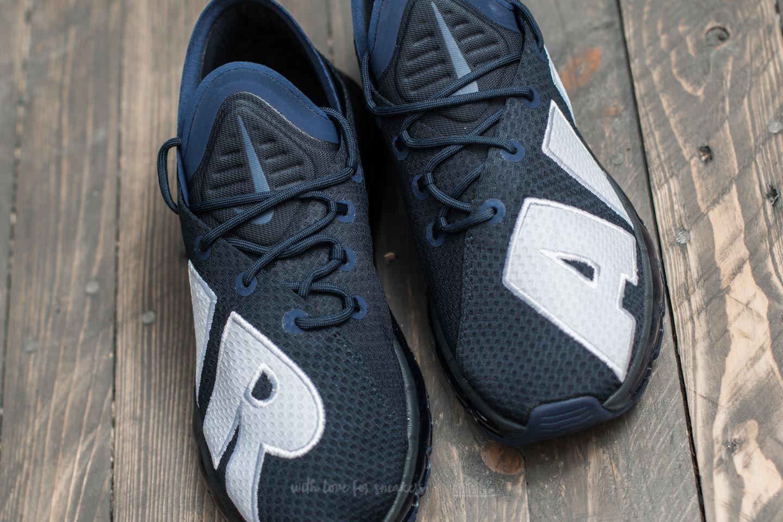 45b455df3df5 Lyst - Nike Air Max Flair Dark Obsidian  White for Men