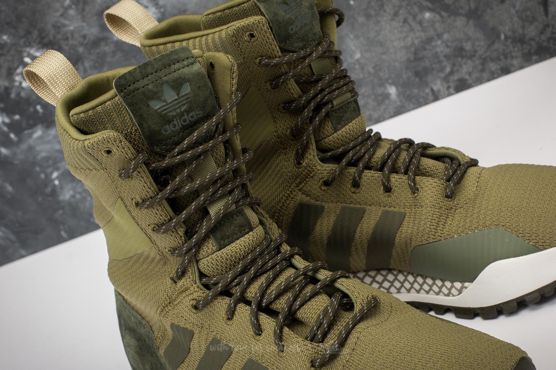 watch d2745 1a672 Lyst - adidas Originals Adidas F1.3 Primeknit Olive Cargo Ni