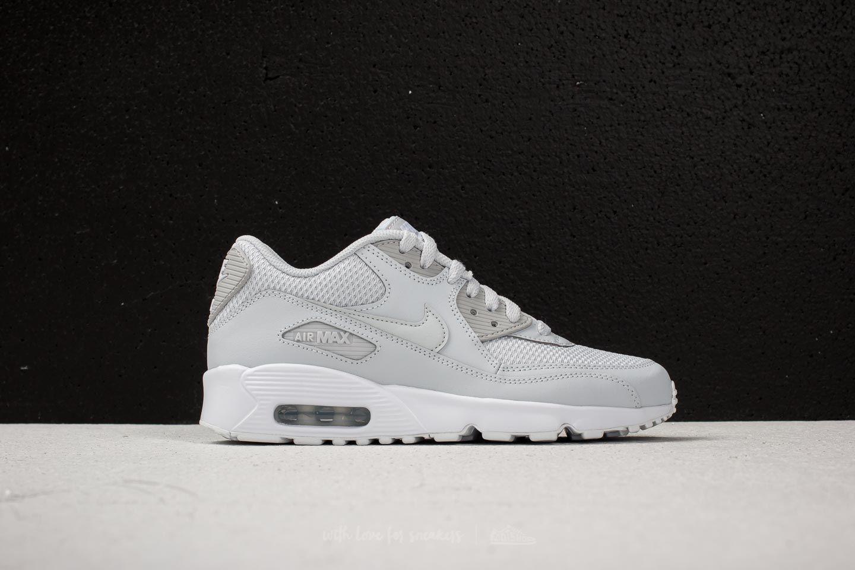 Lyst Nike Air Max 90 Mesh (gs) Pure Pure Platinum  Pure Pure Platinum 10ae47