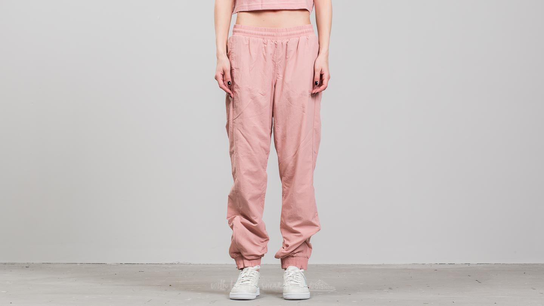 9adbd2b1127 Lyst - Reebok Reebok Lf Woven Pant Chalk Pink in Pink