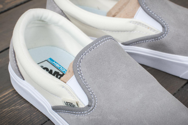 Vans Slip-On Lite (Two-Tone) Frost Gray/ Marshmallow La Calidad Del Envío Libre Barato Falsa Precio Barato VtmZaak