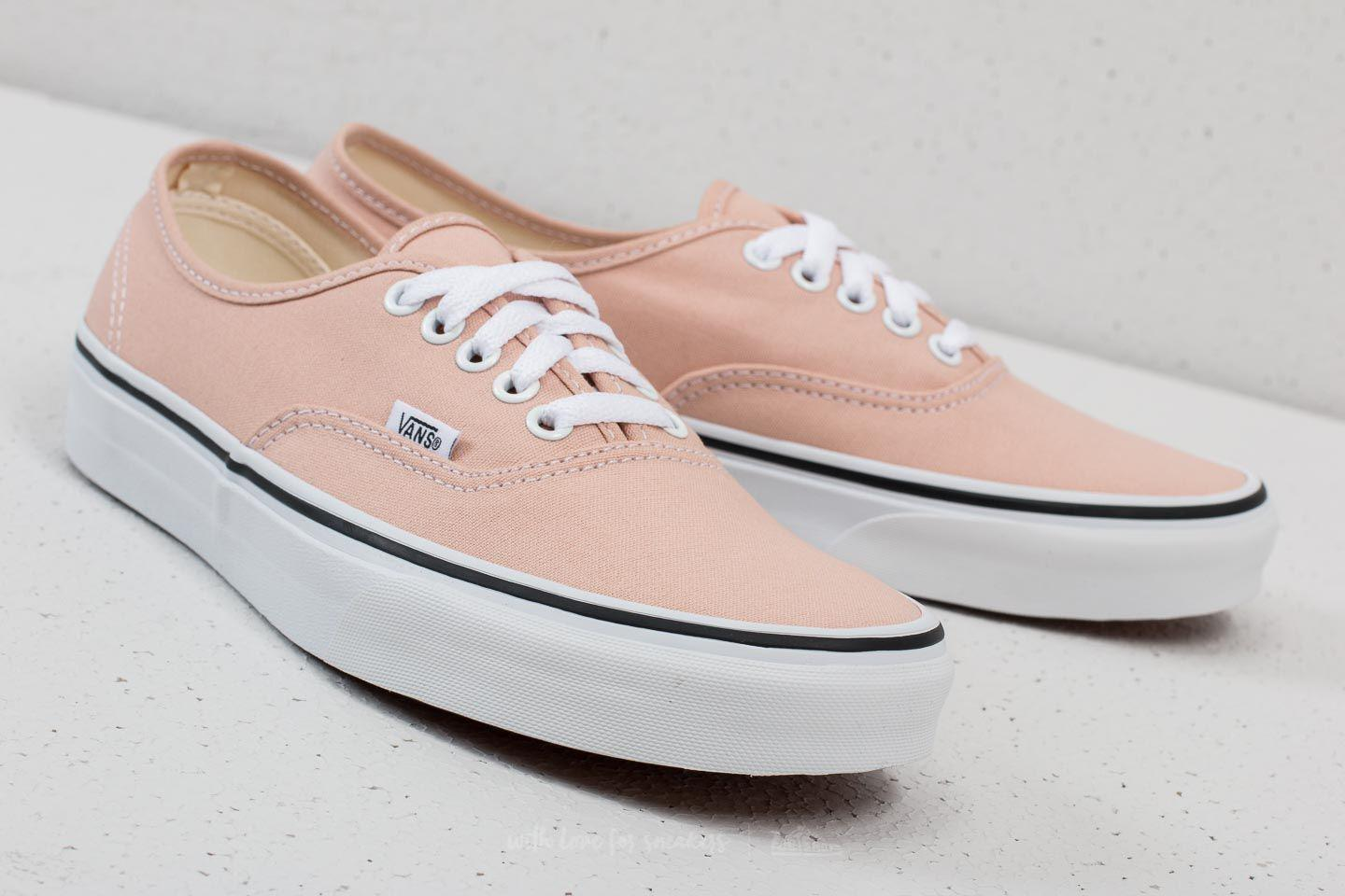 fd89d2ed05 Lyst - Vans Authentic Frappe  True White in White for Men
