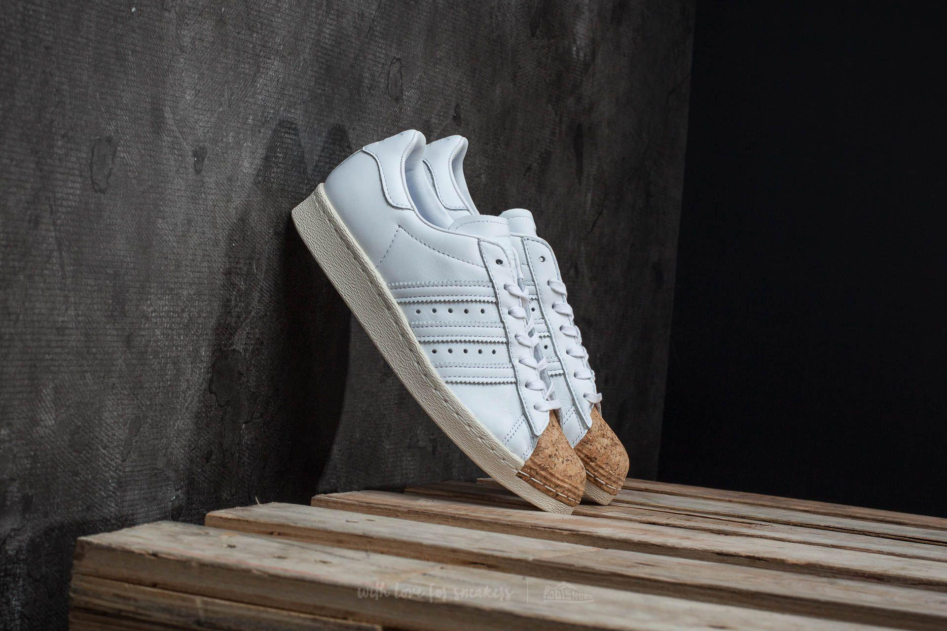 new style 24c7e 1e78e Lyst - adidas Originals Adidas Superstar 80s Cork W Ftw Whit