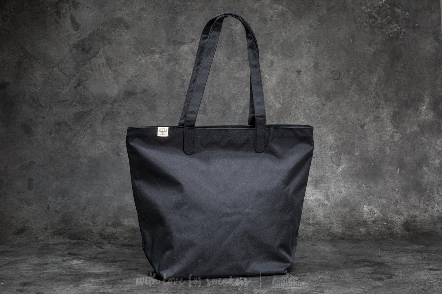 59f5b2c47b6 Lyst - Herschel Supply Co. Mica Tote Bag Black in Black