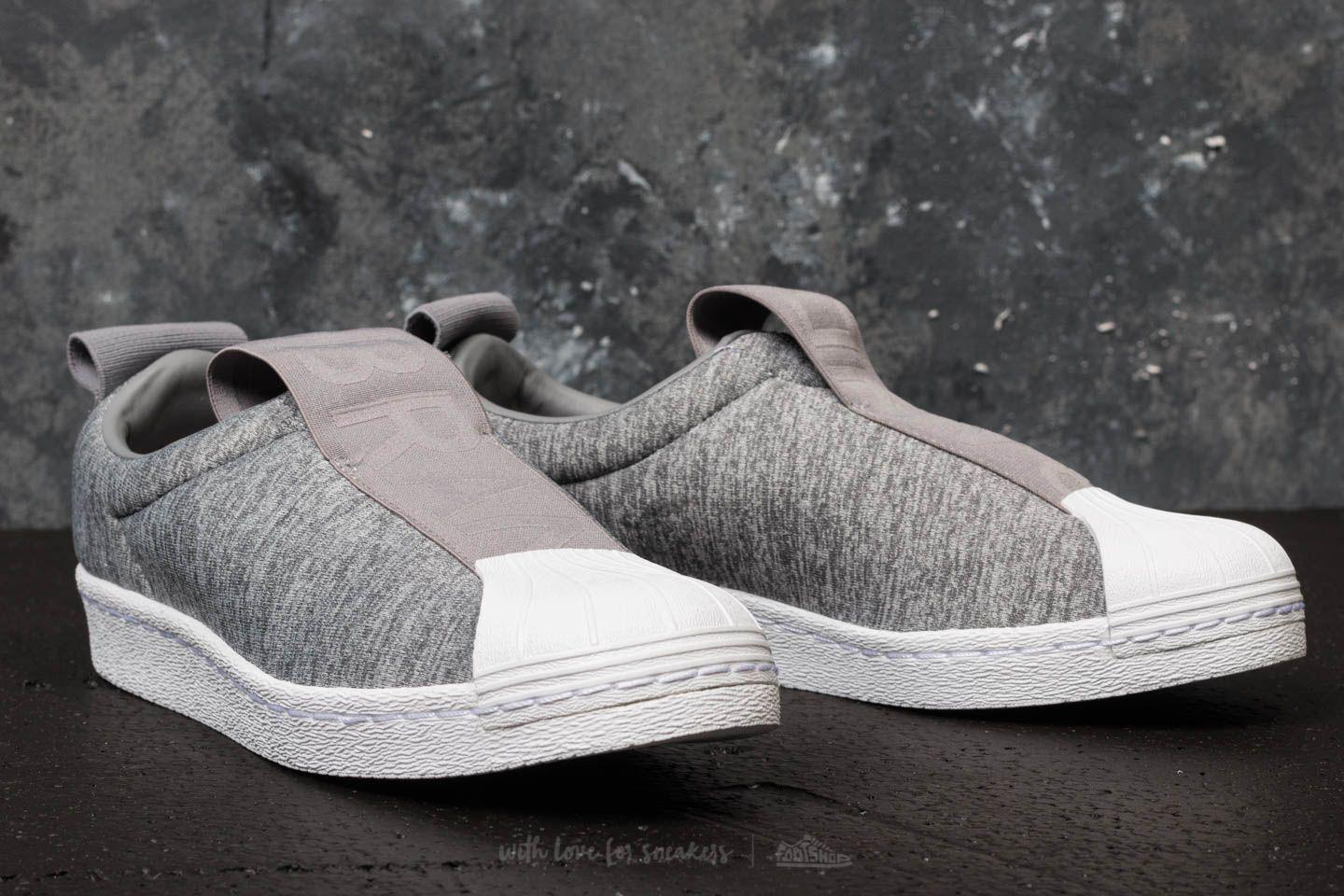 new concept 9a2b8 84844 ... Adidas Superstar Bw3s Slip-on W Grey Two Grey Three. View fullscreen
