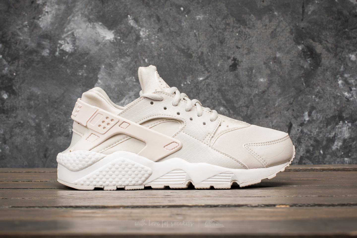 58be601f4 Nike Wmns Air Huarache Run Phantom  Light Bone in Gray - Lyst