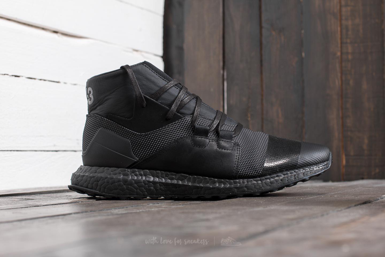 ce206d9a6 Lyst - Y-3 Kozoko High Core Black  Ftw White  Core Black in Black
