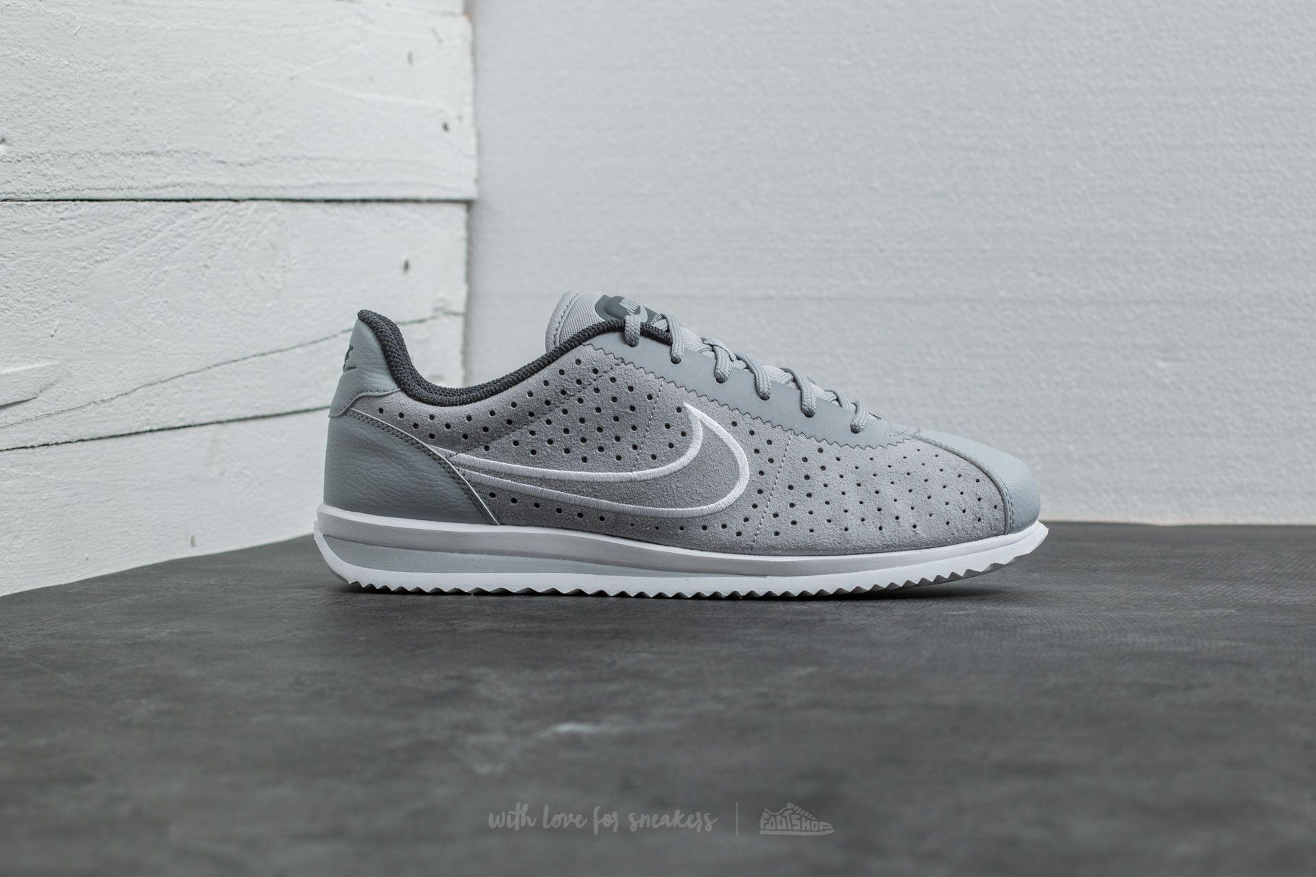 wholesale dealer 438d2 af6c6 ... black) Lyst - Nike Cortez Ultra Moire 2 Wolf Grey White-dark Grey in  Gray . ...