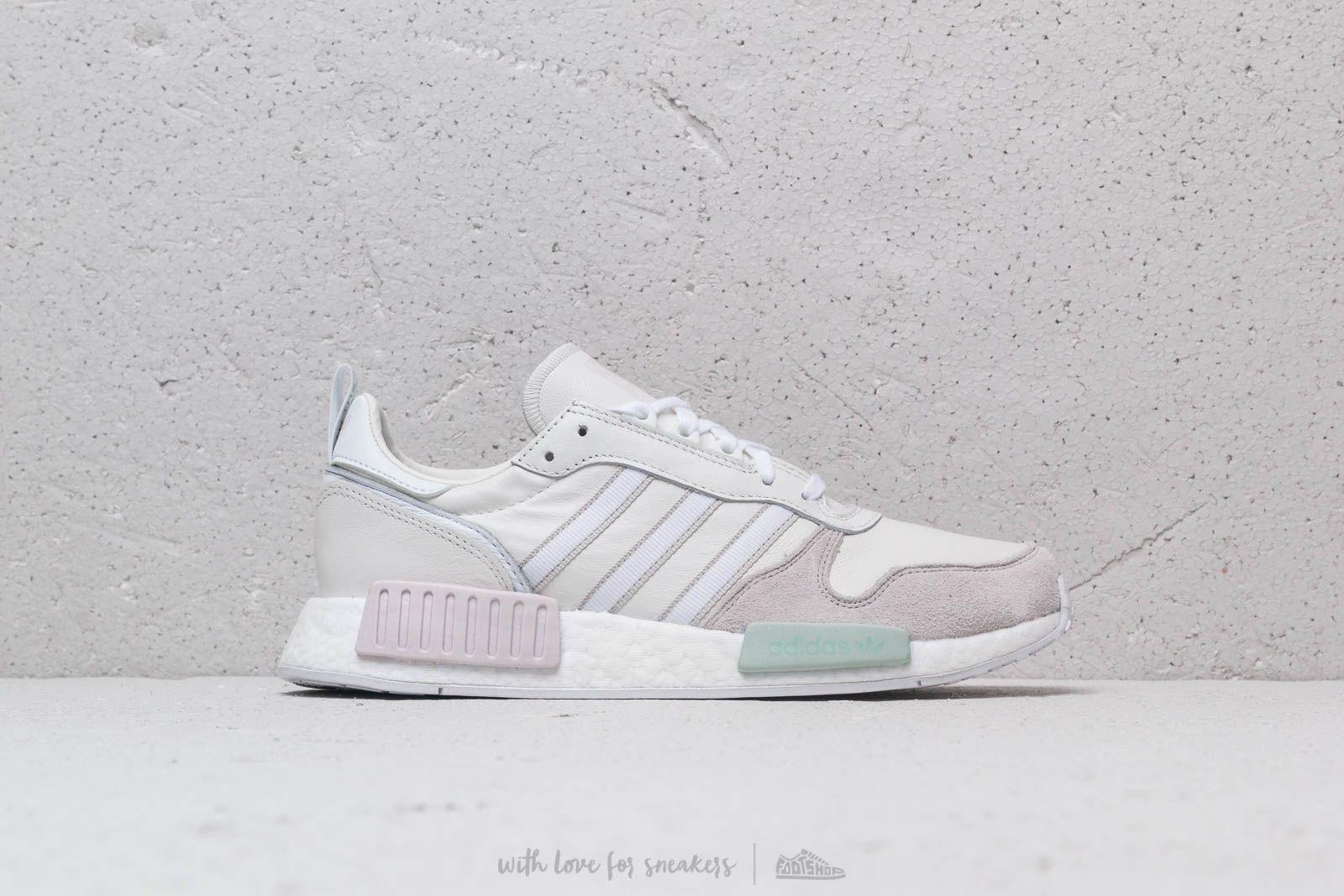 3a5125c7a5be Lyst - adidas Originals Adidas Rising Star X R1 Cloud White  Ftw ...