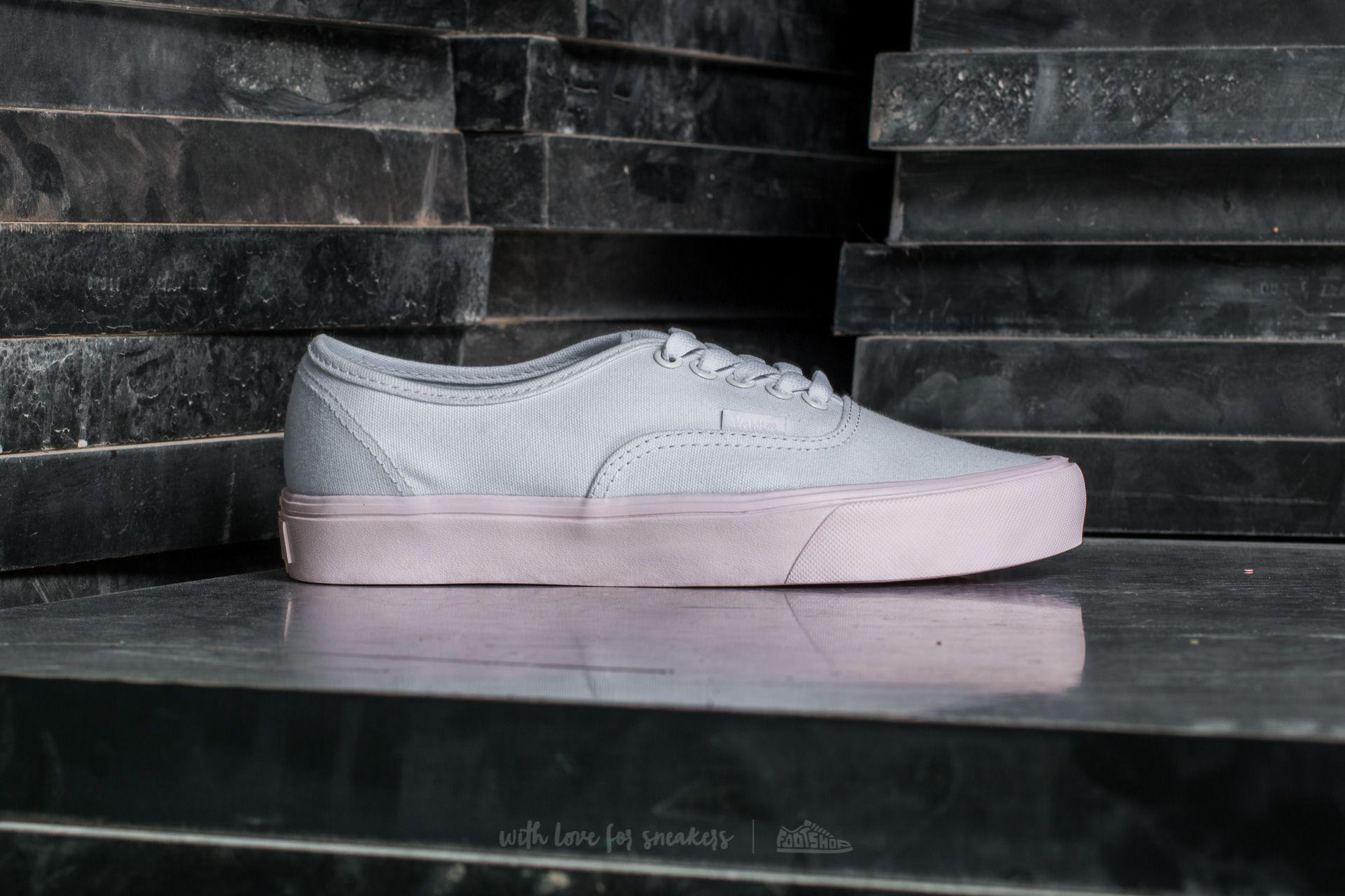 fdb4ec5c14 Lyst - Vans Authentic Lite (pop Pastel) True White