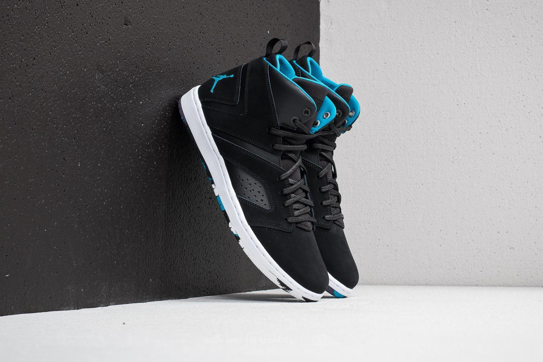 839d828749a0 Nike Flight Legend Black  Blue Lacquer-white in Blue for Men - Lyst