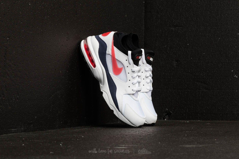 Lyst Nike Air Max Rojo 93 Blanco  Habanero Rojo Max 1c6ee0
