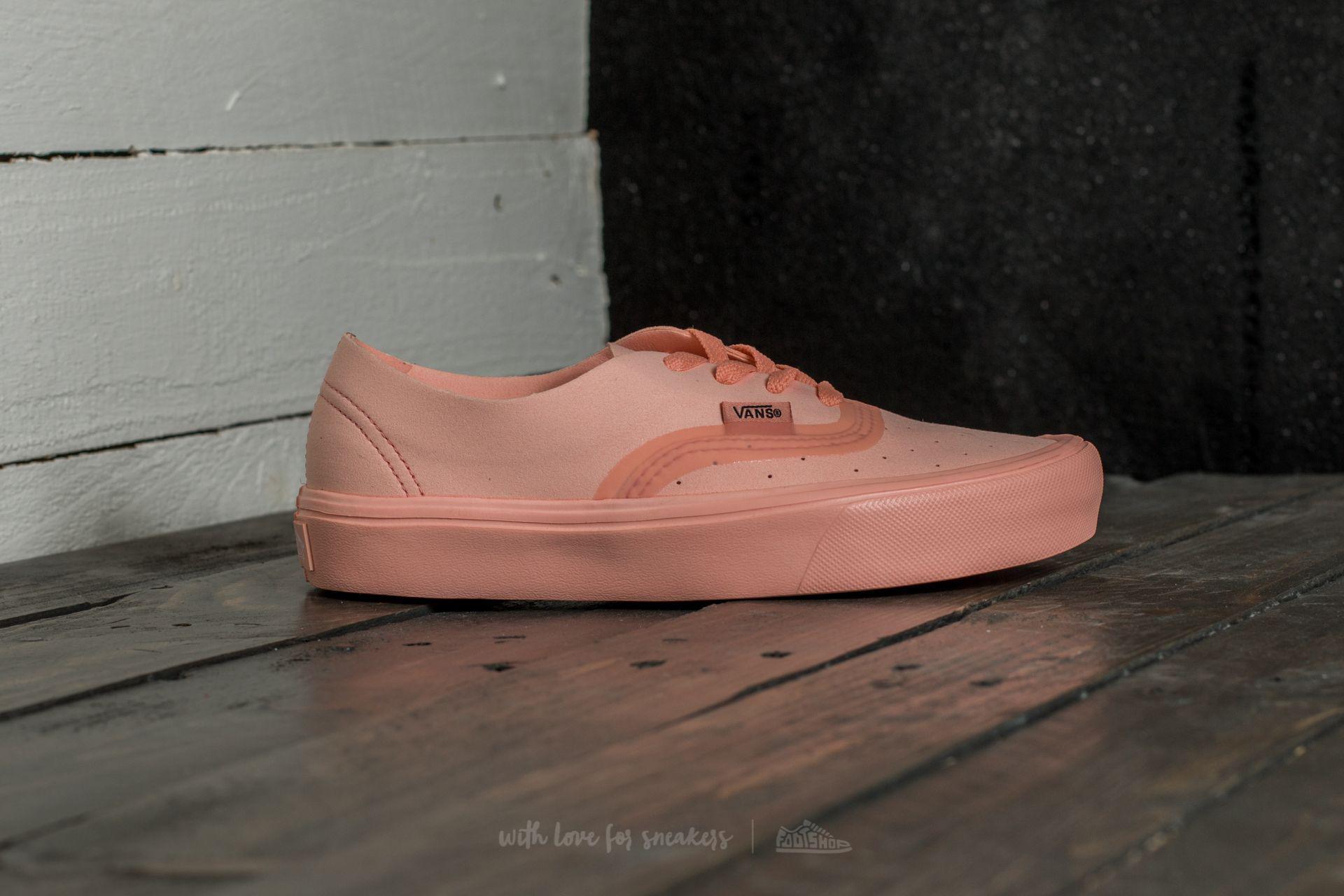 f6857a33eb2 Lyst - Vans Authentic Lite Ra (perf) Tropical Peach