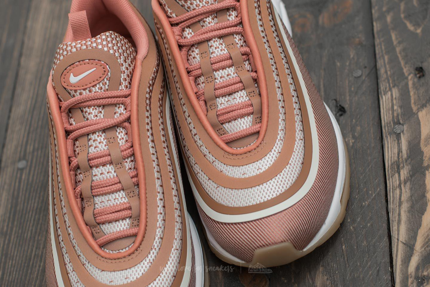 Nike W Air Max 97 Ul 17 Low Metallic Rose GoldGum Light