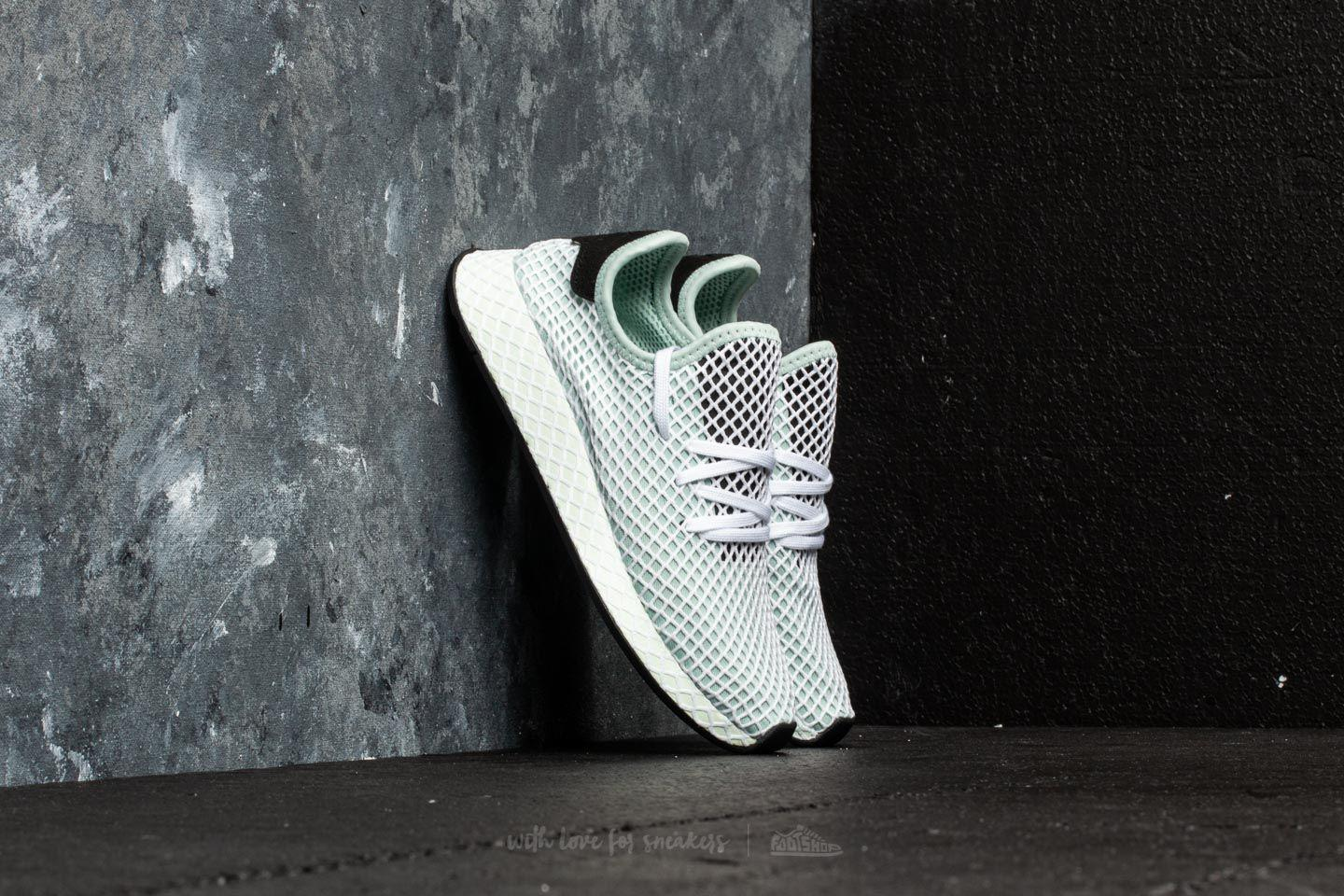 outlet store 25a90 3ebb4 Lyst - adidas Originals Adidas Deerupt Runner W Ash Greenash
