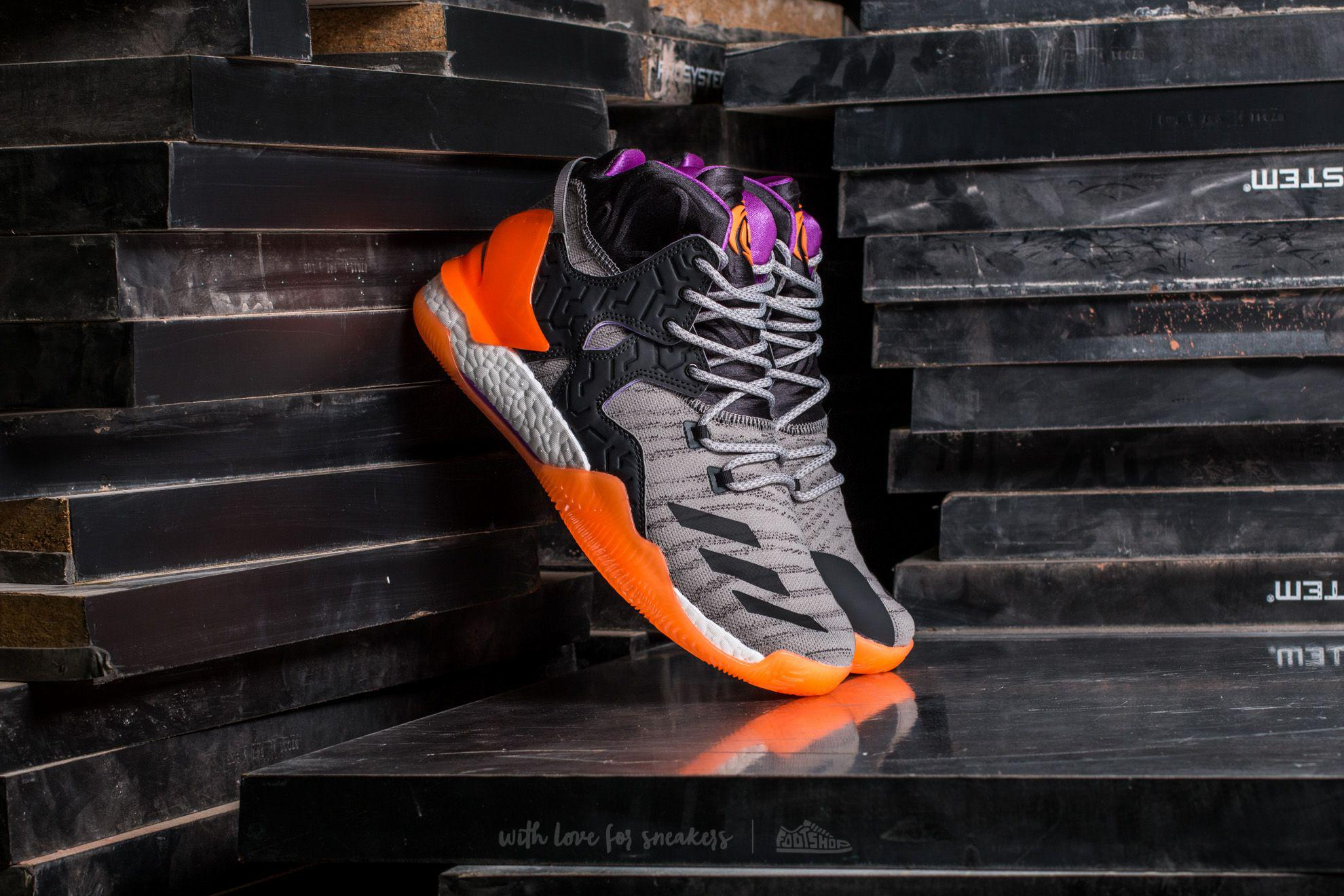 reputable site 212c8 cae84 ... mens basketball shoes sneakers fcaf2 177aa good lyst adidas originals  adidas d rose 7 primeknit solid grey solid 6fe2e 76272