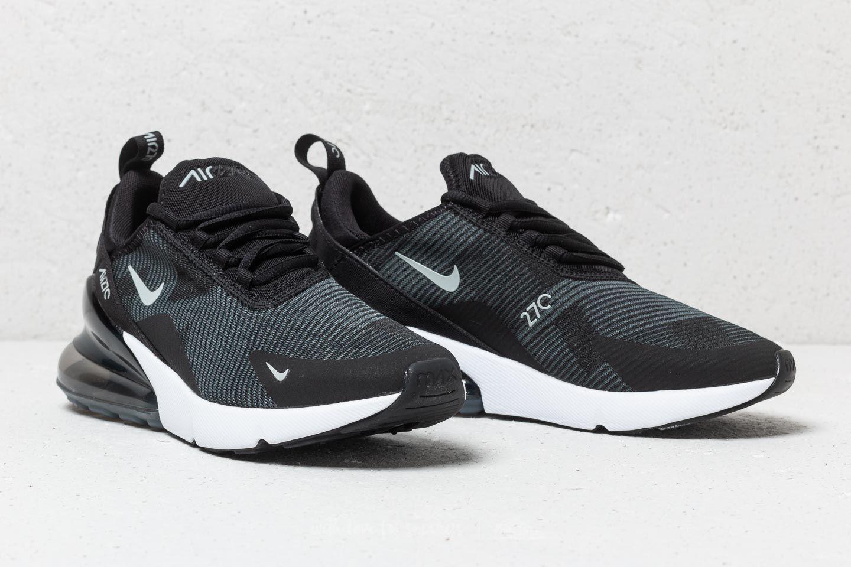 d4e285bea7d7 Lyst - Nike Air Max 270 Jacquard (gs) Black  Wolf Grey-dark Grey in Gray