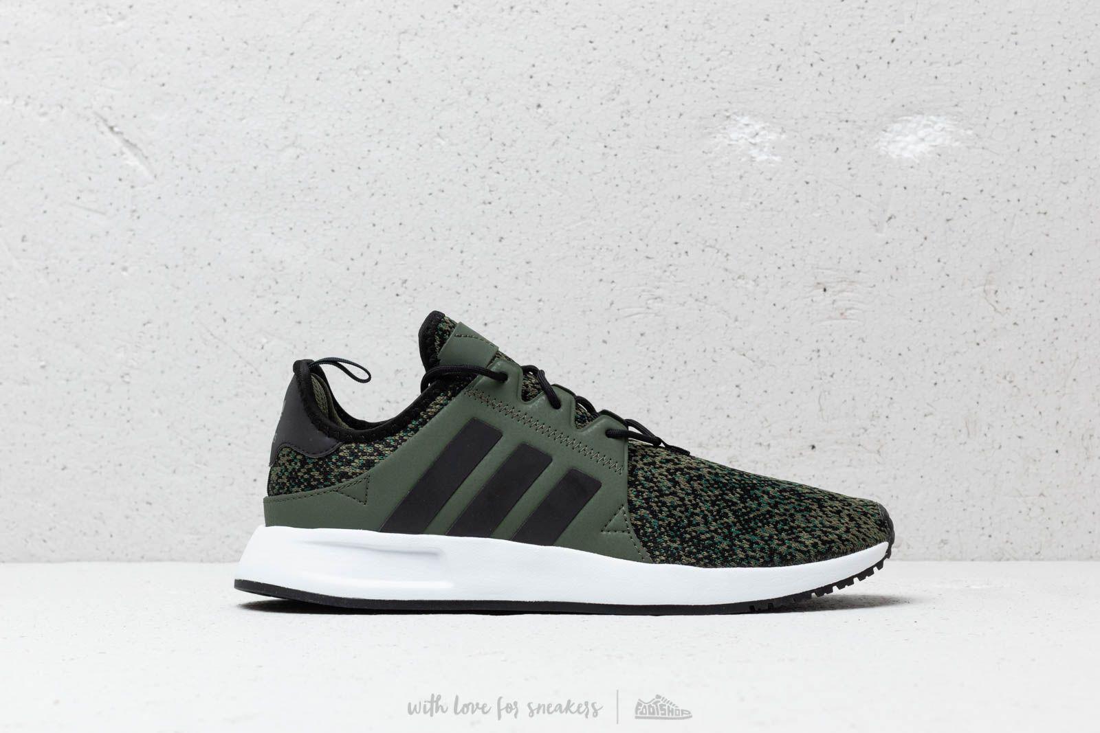 Adidas Originals - Adidas X plr Base Green  Core Black  Ftwr White for Men  -. View fullscreen 4898f5a6c