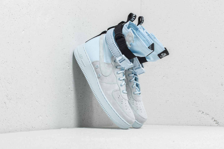 Lyst Nike Sf Air Force 1 Blue Tint/ Blue Tint blue Tint in Blue