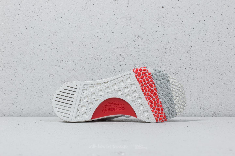 5a090b921ee497 Lyst - adidas Originals Adidas Nmd racer Primeknit W Ftw White  Ftw ...