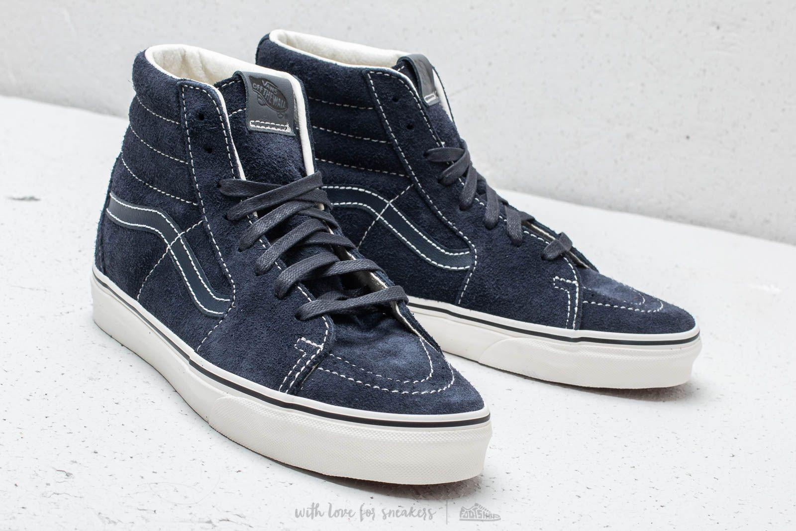 Lyst vans hi hairy suede captain snow white in blue for men jpg 1600x1067 Sky  high afed29c1b