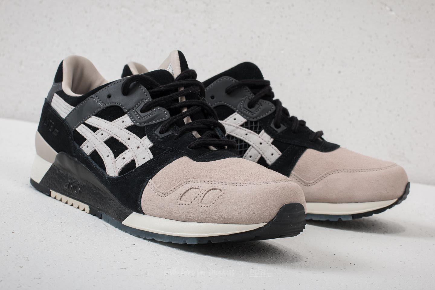 Lyst Tiger Asics Gel Tiger X Kicks Lab Froid Lyte Lab Iii Noir/ Gris Froid 313d754 - wartrol.website