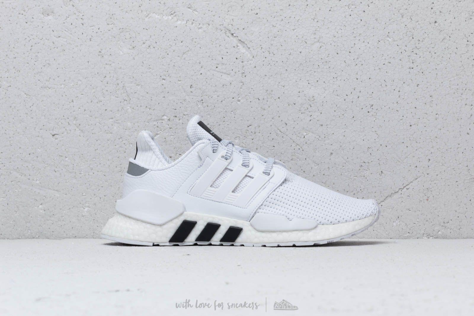 online store ed23d 0320c Lyst - Adidas Originals Adidas Eqt Support 9118 Ftw White Ft