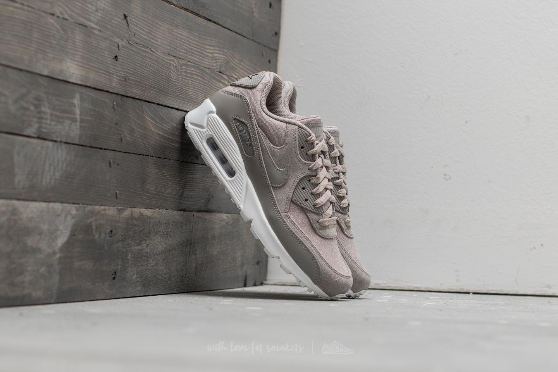 Lyst - Nike Air Max 90 Premium Cobblestone  Cobblestone-white in ... 2e10794c8