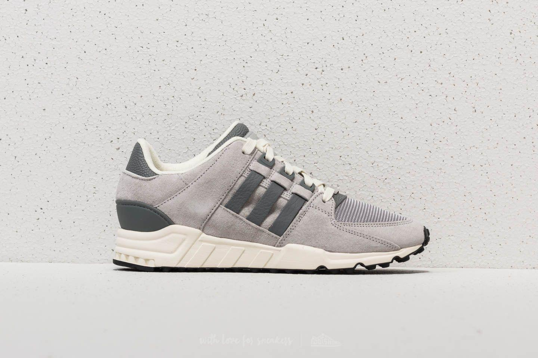 lyst adidas originali adidas eqt sostegno a due / tre grigio, grigio