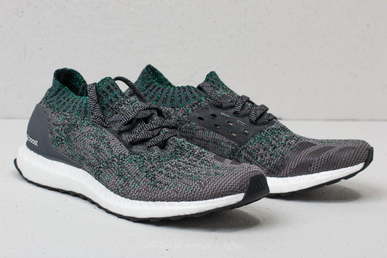 317c2bef8ed14 Footshop - Gray Adidas Ultraboost Uncaged Grey Two  Grey Five  Hi-res Green