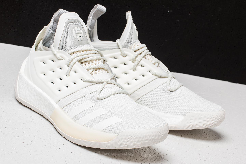 ddfcdf5ce7e4 Footshop Adidas Harden Vol. 2 Grey One  Cloud White  Grey One in ...