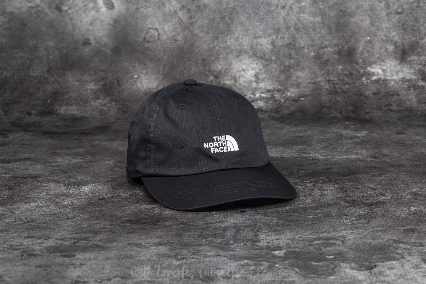 cf3deb4b Footshop The North Face The Norm Hat Tnf Black in Black for Men - Lyst
