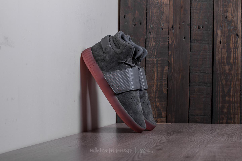 Lyst - adidas Originals Adidas Tubular Invader Strap Grey Four  Grey ... f699597a4