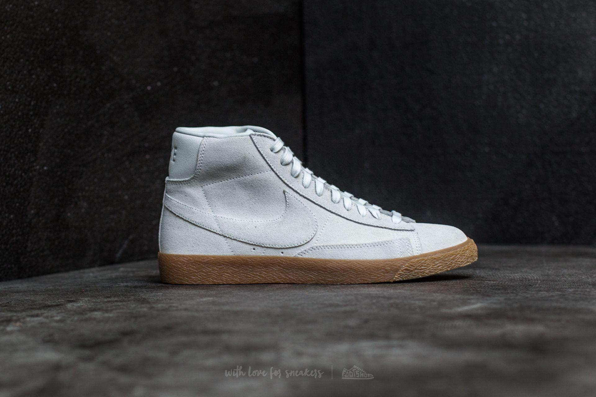 best sneakers 96a00 b8ee4 Lyst - Nike Blazer Mid Premium Off White Off White in White