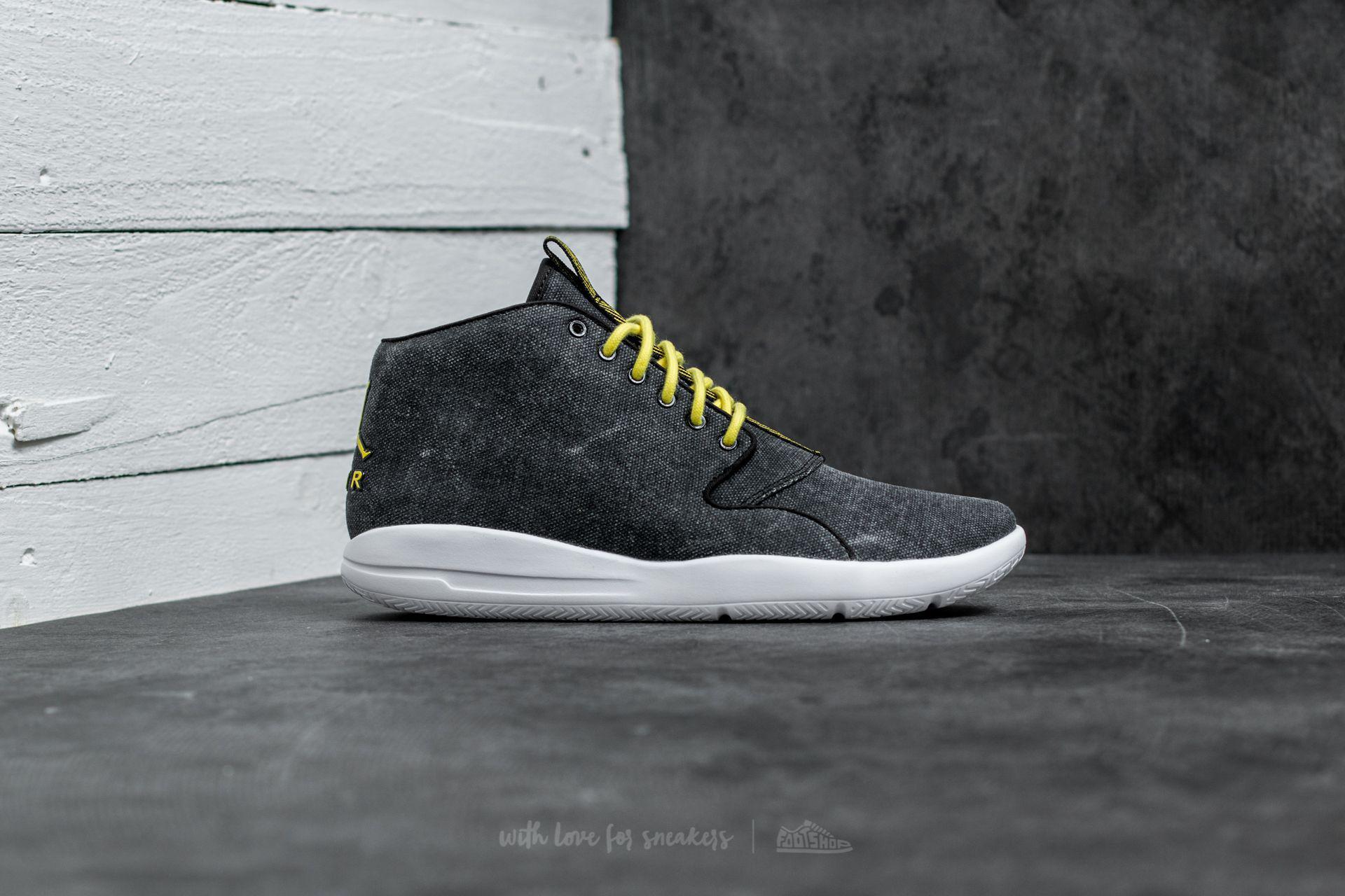 buy popular 649e8 ab06d Nike Eclipse Chukka Black  Opti Yellow-white in Black for Men - Lyst