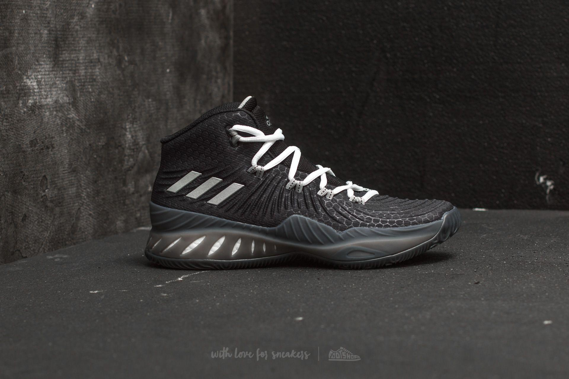 best website d2950 f26fc Lyst - adidas Originals Adidas Crazy Explosive 2017 Core Bla