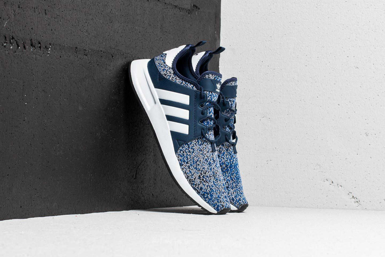 Lyst adidas originali adidas x a infrarossi blu scuro / ftw bianco / core