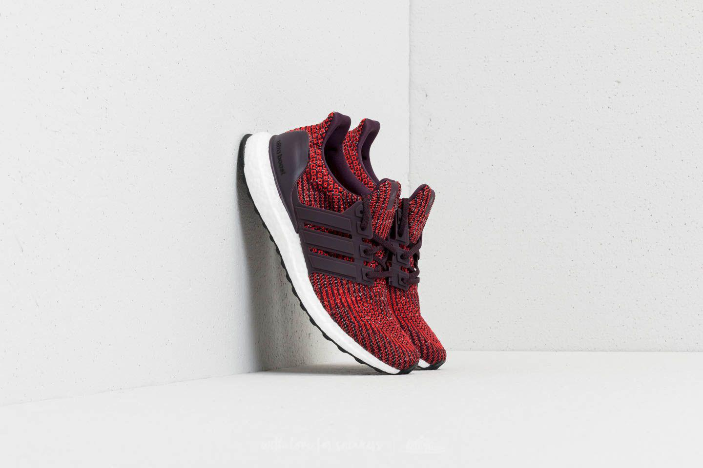 23de117fed2 Lyst - Footshop Adidas Ultraboost Noble Red  Noble Red  Core Black ...