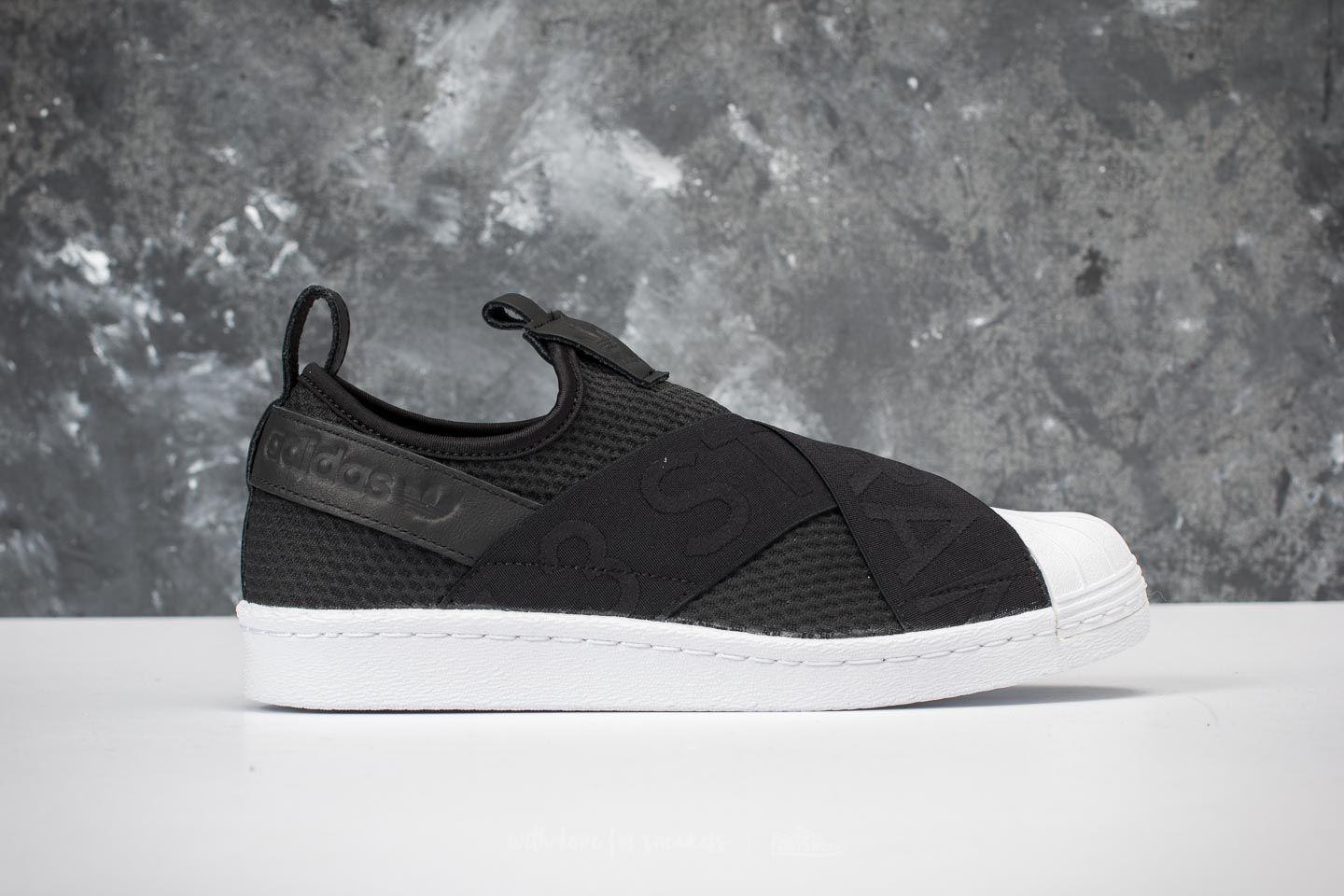 new style 1898e 8b559 Adidas Originals - Adidas Superstar Slip-on W Core Black  Core Black  Ftw.  View fullscreen