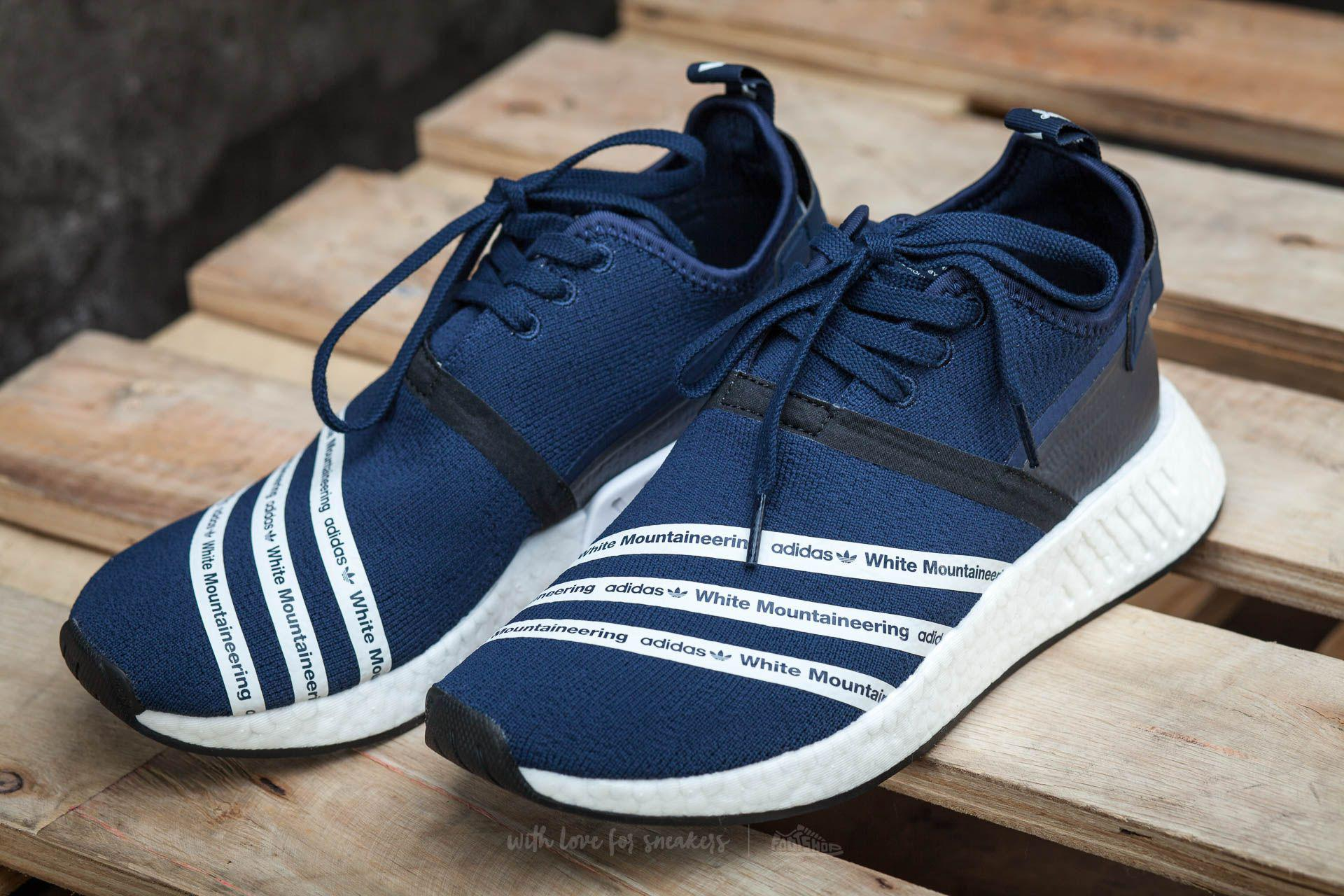 07f984ac66c44 Lyst - adidas Originals Adidas X White Mountaineering Nmd R2 ...
