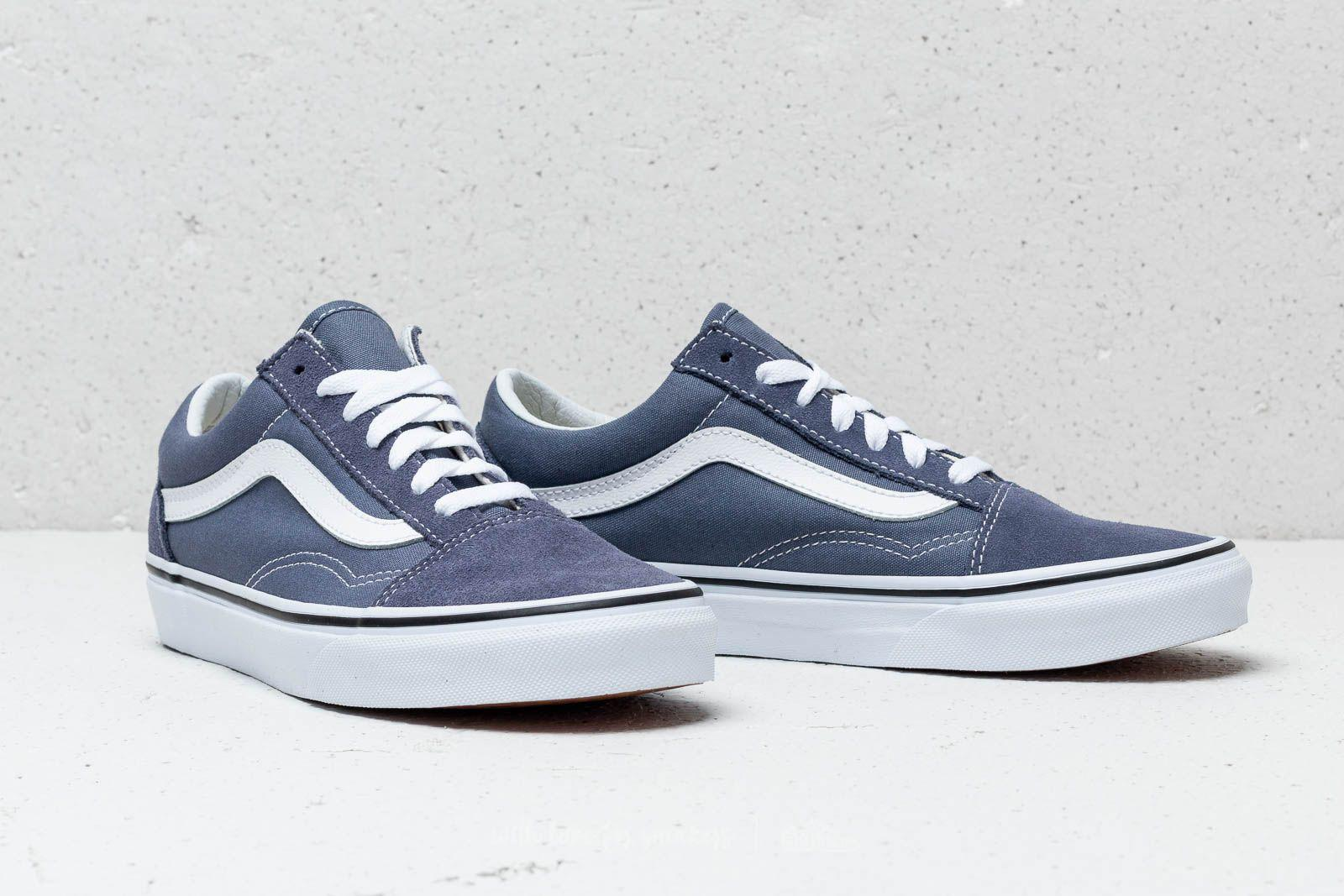 7e5b3935b92 Lyst - Vans Old Skool Grisaille  True White for Men