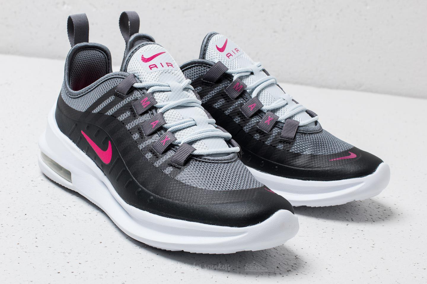 d8d85ee32de Lyst - Nike Air Max Axis (gs) Black  Rush Pink-anthracite