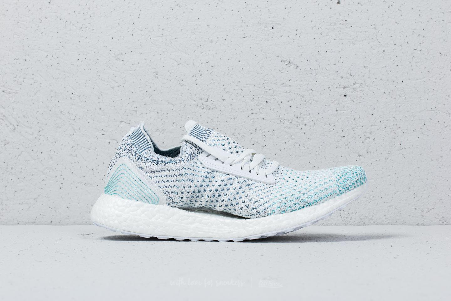2048405dabb purchase adidas men shoes f72ab cfea3  france lyst footshop adidas  ultraboost x parley ltd ftw white ftw white 7fcaf 2a900