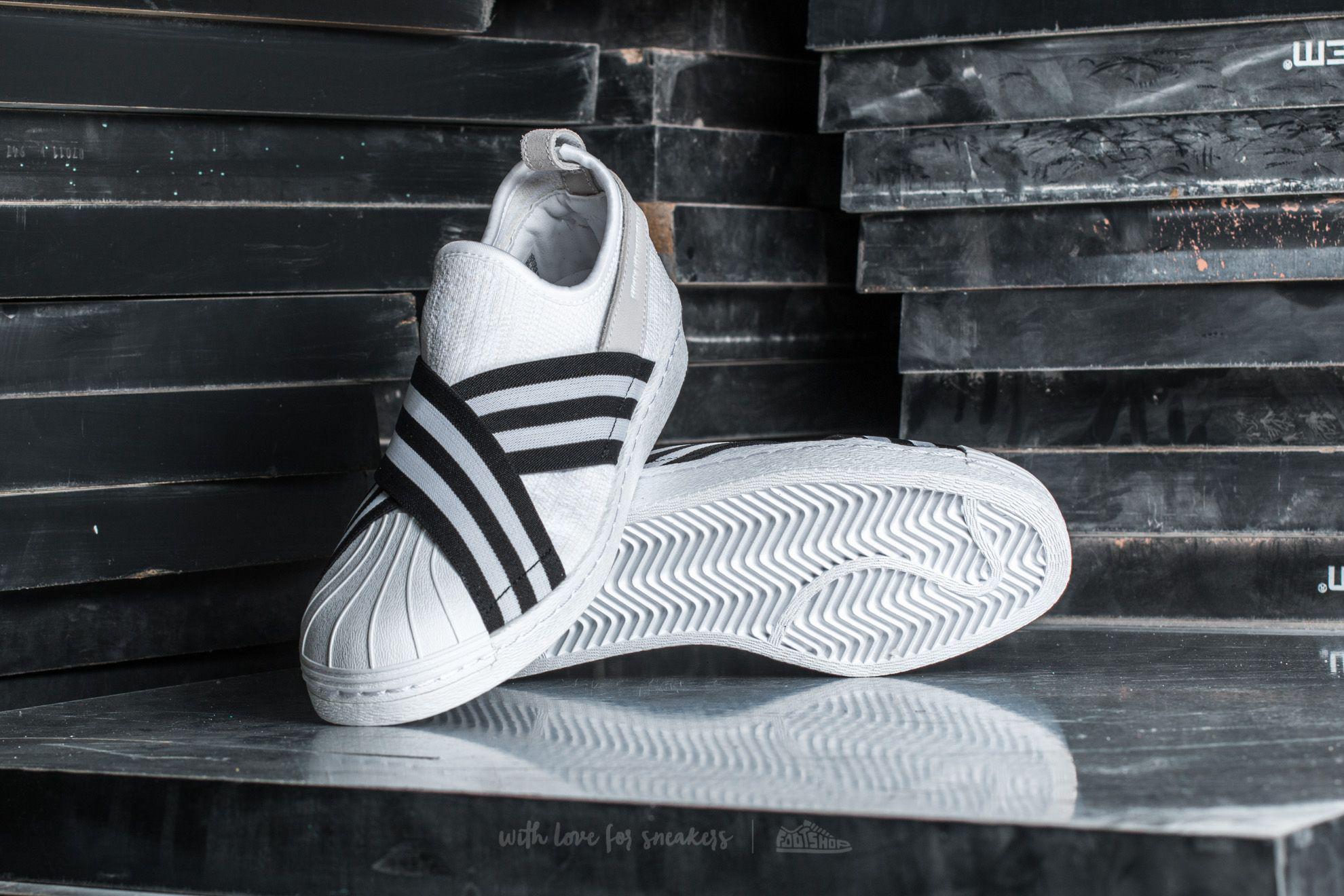 013d3a26ee79 Lyst - adidas Originals Adidas White Mountaineering Superstar Slip ...