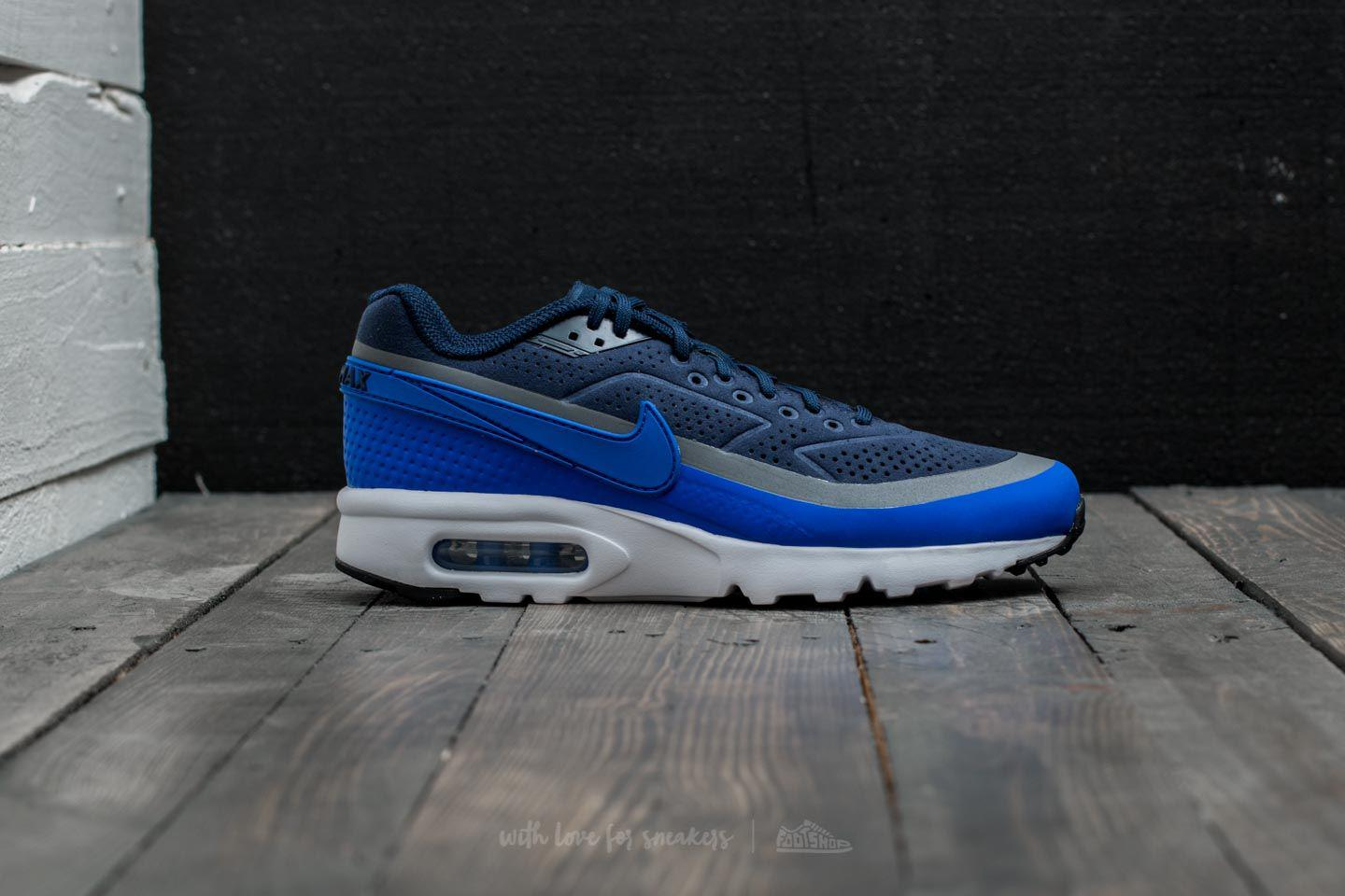 709f82992c Nike Air Max Bw Ultra Moire Midnight Navy/ Racer Blue in Blue for ...