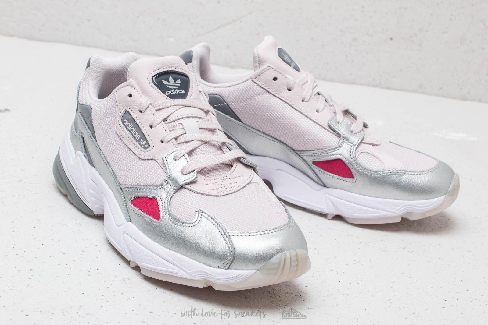 new arrival 6df96 bb38a Lyst - adidas Originals Adidas Falcon W Orchid Tint Orchid T
