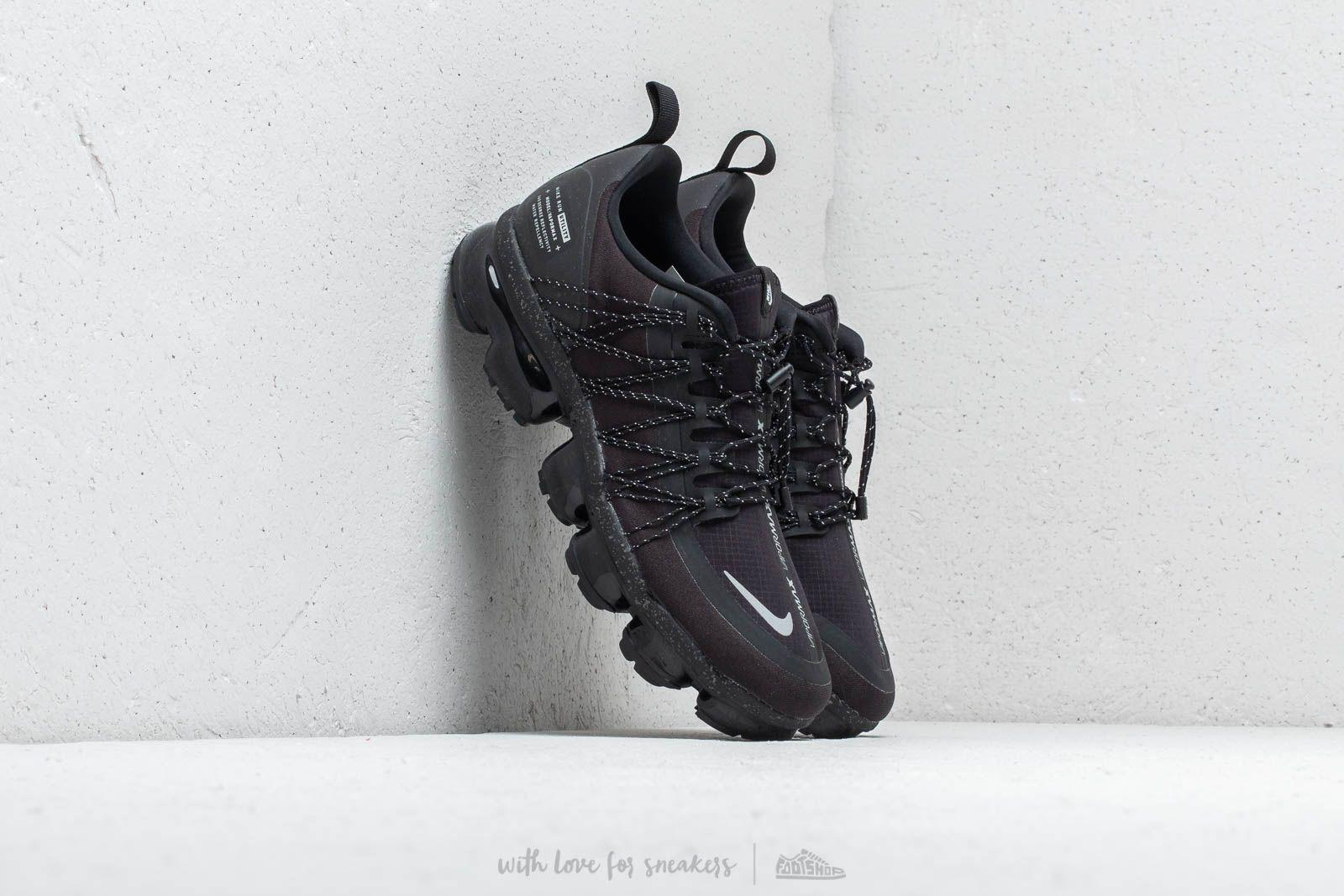 Lyst - Nike Air Vapormax Run Utility Black  Reflect Silver- Black in ... d90ca0db0