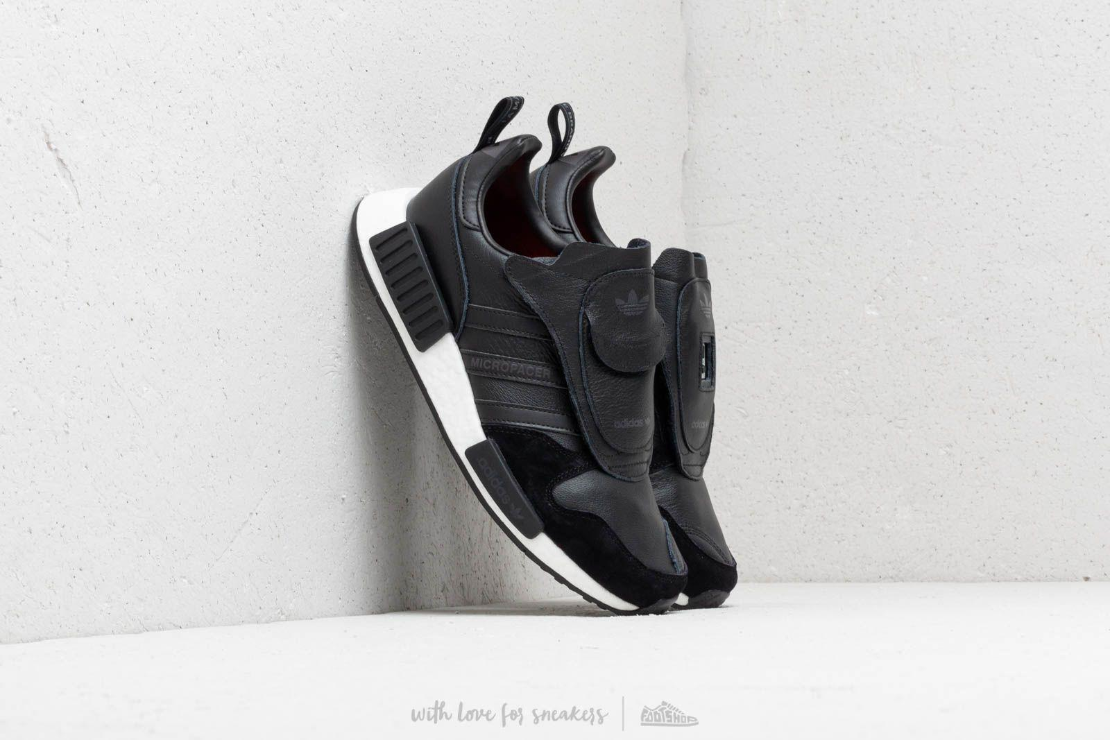 deae5683778 Lyst - adidas Originals Adidas Micropacer X R1 Core Black  Utility ...