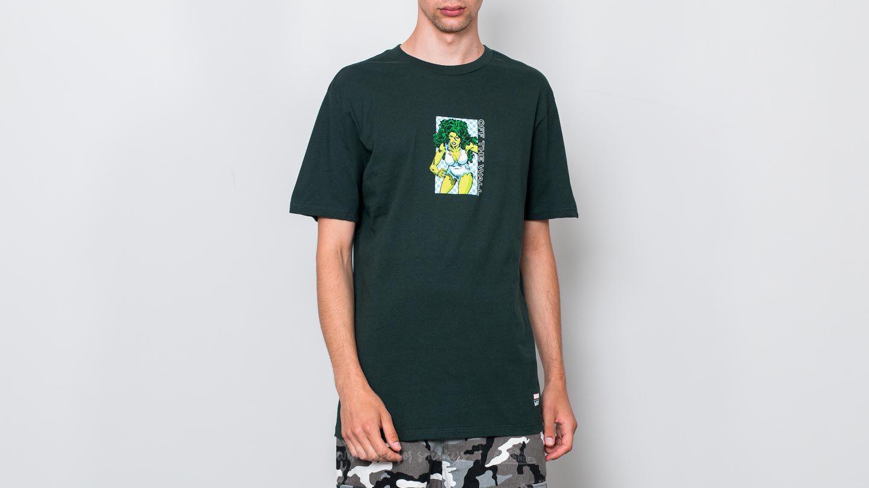 43565368d46514 Lyst - Vans She Tee (marvel) Darkest Spruce in Green for Men