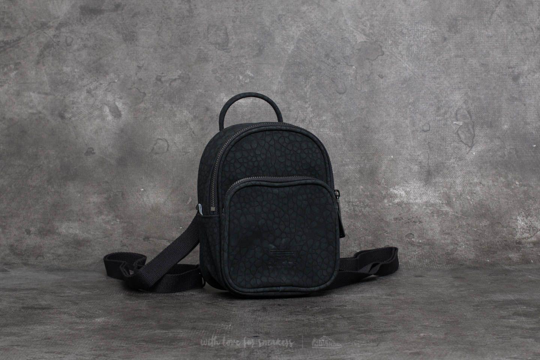 Shiny Black Mini Backpack- Fenix Toulouse Handball 66f22172acd07